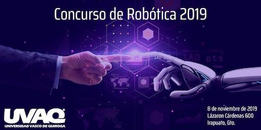 Concurso de robótica UVAQ 2019