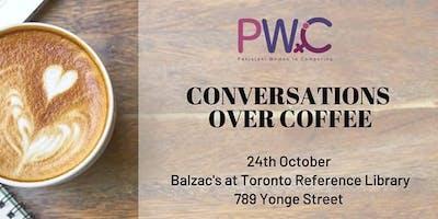 PWiC Toronto: Conversations Over Coffee