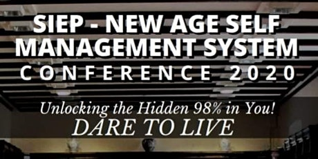 Dare to Live Conference 2020 tickets
