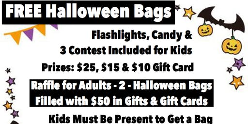 FREE Halloween Bags for Kids