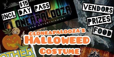 Cloneapalooza's Halloweed Costume & Vendor Show