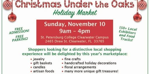 Christmas Under the Oaks Holiday Market