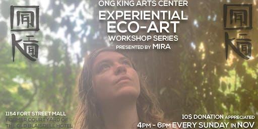 Experiential Eco-Art Workshop