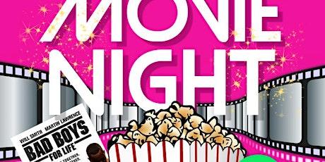 Bad Boys Movie Night tickets