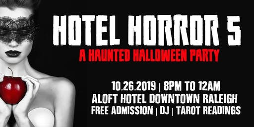 Hotel Horror 5: A Haunted Halloween Party