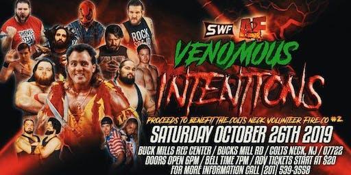 SWF Wrestling Venomous Intentions