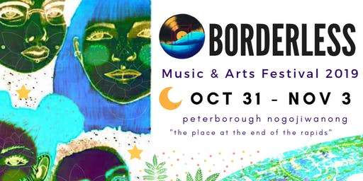 Borderless Music & Arts Festival 2019