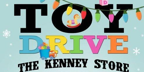 The  Kenny Store Christmas Toy Drive