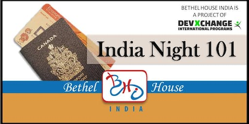 India Night 101 - Fundraiser