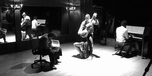 Los Tangueros del Oeste: Intersection of Tango, Flamenco & Hip-Hop