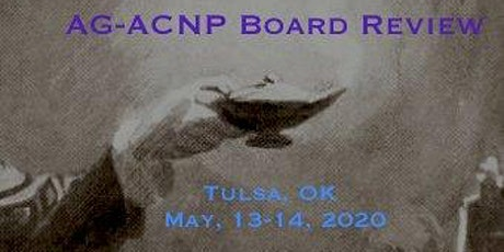 AGACNP Board Review, Tulsa, OK tickets