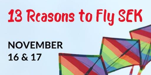 13 Reasons to Fly SEK