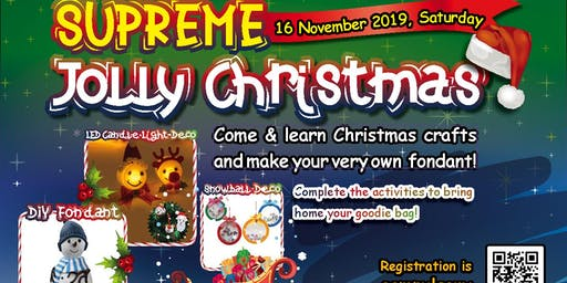 Supreme Jolly Christmas @ Tampines Mart