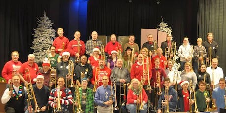 5th Annual Trombone Christmas Northwest 2019 tickets