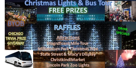 Holiday Lights & Bus Tour tickets