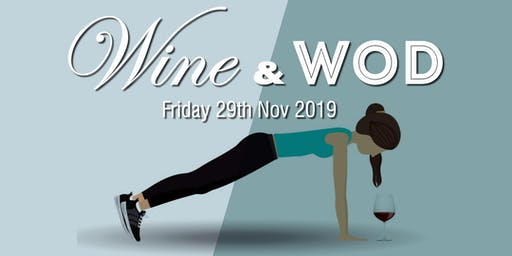 CF5011 Wine & WOD
