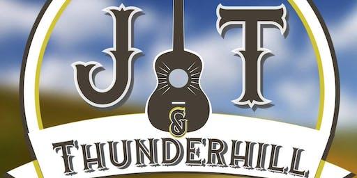 JT & ThunderHill Single Release Concert
