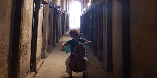 Bach in the Dark at the Coal Loader Tunnel – Solo Cello