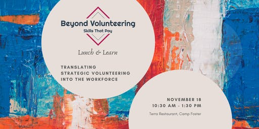 Beyond Volunteering: Translating Strategic Volunteering Into The Workforce