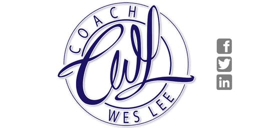 Coach Wes Lee  - TRANSPARENCY
