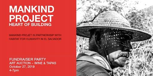 Habitat-ManKind Project Fundraiser ~ Heart of Building