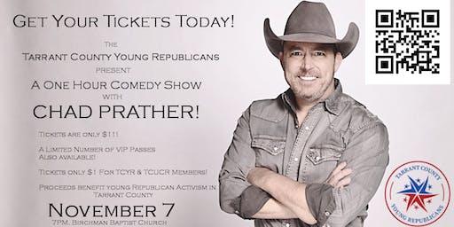 TCYR Presents Chad Prather!