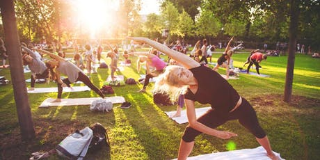 (Fryoga) Free Yoga In The Park tickets