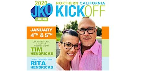 NorCal - JKO -  January Kick-off 2 DayTraining- $40 +$2.63 Fee tickets