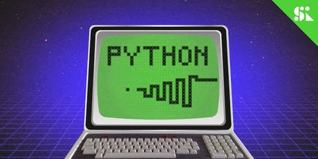 Puzzle Out with Python Programming, [Ages 11-14], 9 Dec - 13 Dec Holiday Camp (9:30AM) @ Thomson tickets