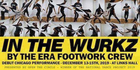 Footwork Workshop + Panel Discussion w/ The Era Footwork Crew tickets