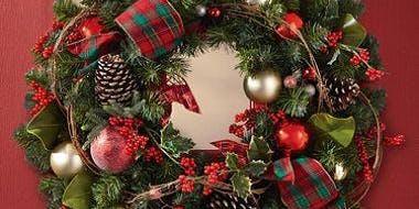 Holiday Wreath 2