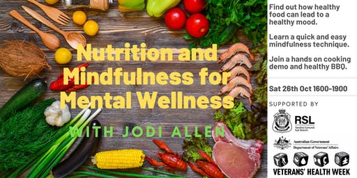 Nutrition and Mindfulness for Mental Wellness