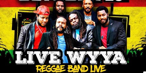 LIVE WYYA REGGAE BAND ... LIVE FROM JAMAICA