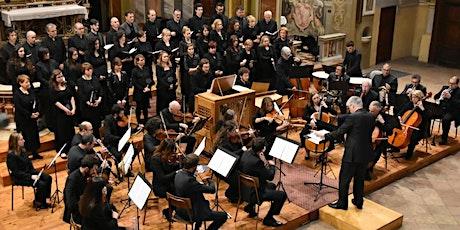 Concerto Collegium Vocale di Crema: Messiah, G.F. Haendel biglietti