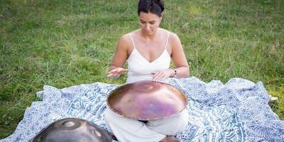 Meditation Retreat mit Handpans