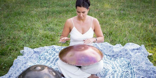 Meditation Retreat mit Handpans