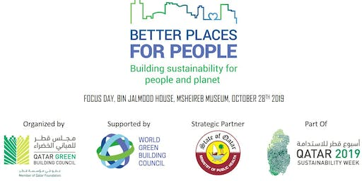 Better Places for People Focus Day