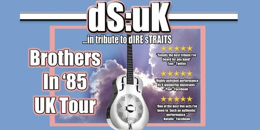 DS:UK - Brothers in 85 Tour - Broadstairs Pavillion
