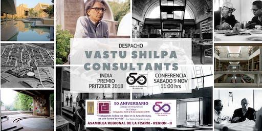 CONFERENCIA    Despacho VASTU SHILPA CONSULTANTS     INDIA