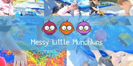 Messy Play at JumpNJungle 21/12/2019 tickets