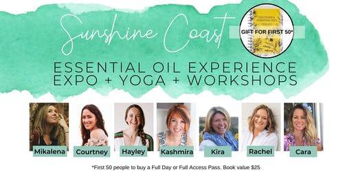 Sunshine Coast Essential Oil Expo - November