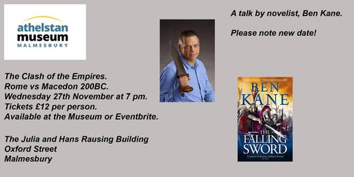 The Clash of the Empires - A talk by novelist, Ben Kane
