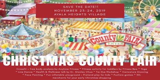 AHVA Christmas County Fair