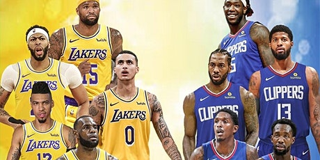 LA Clippers vs Lakers French Quarter New Orleans Viewing tickets