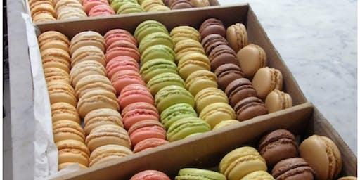 Cours de fabrication de macarons (40 € / participant)