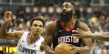 LA Clippers vs Rockets French Quarter New Orleans Viewing tickets