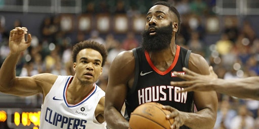 LA Clippers vs Rockets French Quarter New Orleans Viewing