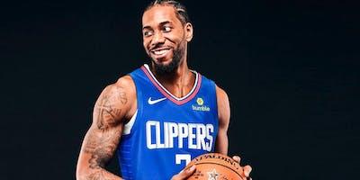 LA Clippers vs Raptors French Quarter New Orleans Viewing