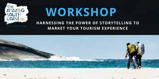 Harnessing the power of storytelling to market your tourism experience
