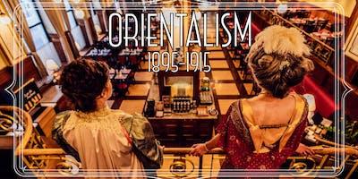 Orientalism Ball - Orientalizmus Bál 1895-1915
